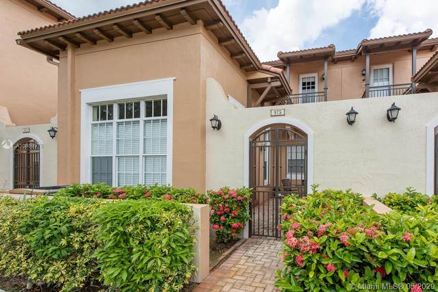 975 SW 146th Ter #975, Pembroke Pines, FL 33027 (MLS #A10859973) :: THE BANNON GROUP at RE/MAX CONSULTANTS REALTY I