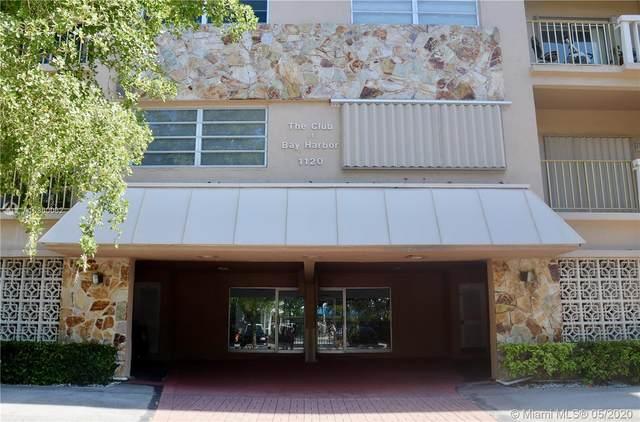 1120 99th St #204, Bay Harbor Islands, FL 33154 (MLS #A10860062) :: Lucido Global