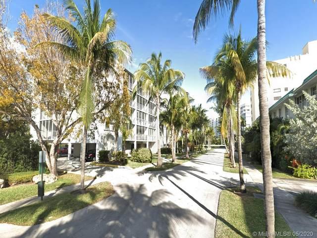 300 Sunrise Dr 2A, Key Biscayne, FL 33149 (MLS #A10860151) :: Patty Accorto Team