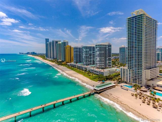 16699 Collins Avenue #2905, Sunny Isles Beach, FL 33160 (MLS #A10860358) :: United Realty Group