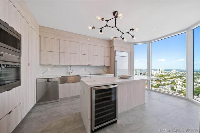 300 S Pointe Dr #3604, Miami Beach, FL 33139 (MLS #A10860390) :: Julian Johnston Team