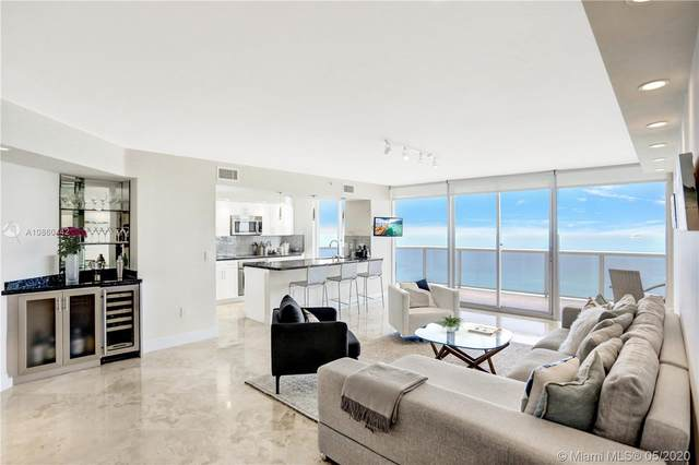 6301 Collins Ave #3102, Miami Beach, FL 33141 (MLS #A10860442) :: ONE Sotheby's International Realty
