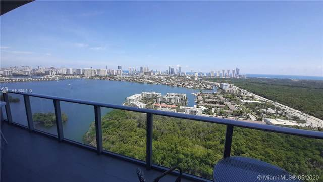 16385 Biscayne Blvd #06, Aventura, FL 33160 (MLS #A10860460) :: Berkshire Hathaway HomeServices EWM Realty