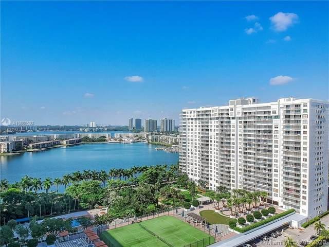 2801 NE 183rd St 503W, Aventura, FL 33160 (#A10860527) :: Real Estate Authority
