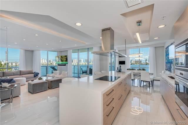 17111 Biscayne Blvd #409, North Miami Beach, FL 33160 (MLS #A10860529) :: Green Realty Properties