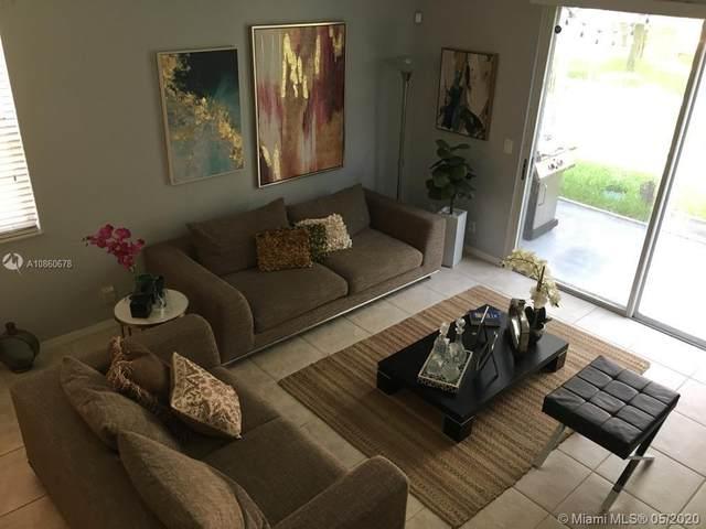 1419 Veracruz Ln 1-12, Weston, FL 33327 (#A10860678) :: Real Estate Authority