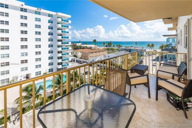 1801 S Ocean Dr #602, Hollywood, FL 33019 (MLS #A10860848) :: GK Realty Group LLC