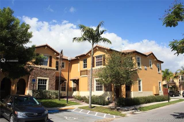 9219 SW 227 Street #12, Cutler Bay, FL 33190 (MLS #A10860865) :: THE BANNON GROUP at RE/MAX CONSULTANTS REALTY I