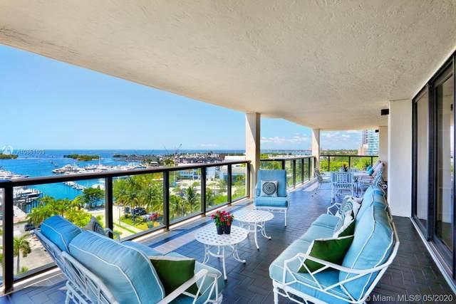 2575 S Bayshore Dr 11A, Miami, FL 33133 (MLS #A10861103) :: Castelli Real Estate Services