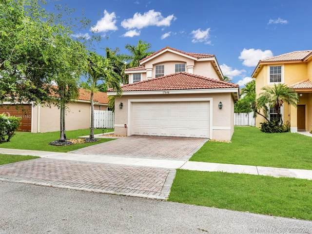 17648 SW 20th St, Miramar, FL 33029 (MLS #A10861180) :: Lucido Global