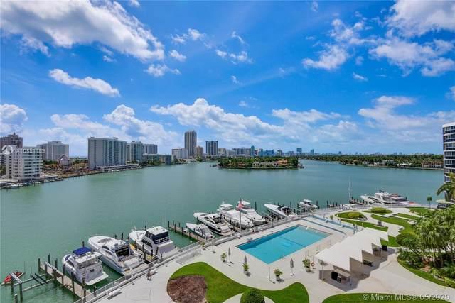 900 Bay Dr #704, Miami Beach, FL 33141 (MLS #A10861199) :: Laurie Finkelstein Reader Team