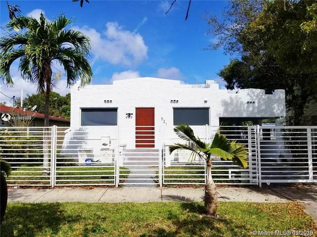 521 NW 41st St, Miami, FL 33127 (MLS #A10861294) :: The Teri Arbogast Team at Keller Williams Partners SW