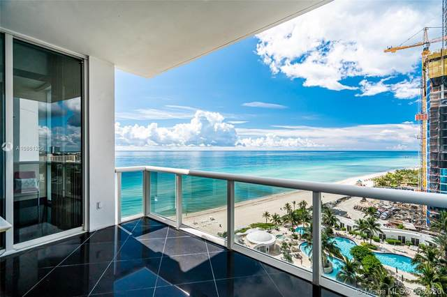 18101 Collins Ave #1502, Sunny Isles Beach, FL 33160 (MLS #A10861296) :: The Pearl Realty Group