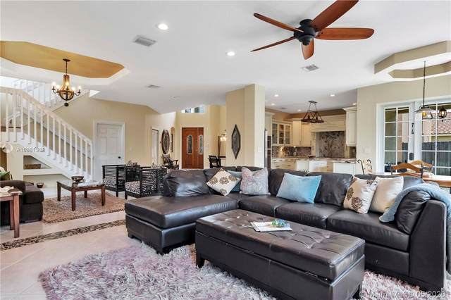 2071 NW 99th Terrace, Pembroke Pines, FL 33024 (#A10861368) :: Dalton Wade