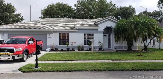 10503 SW 17th Ct, Miramar, FL 33025 (MLS #A10861446) :: The Riley Smith Group