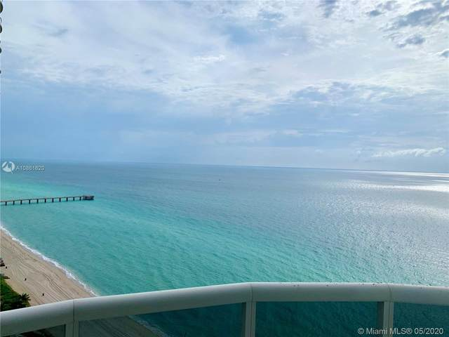16001 Collins Ave #2202, Sunny Isles Beach, FL 33160 (MLS #A10861620) :: Berkshire Hathaway HomeServices EWM Realty