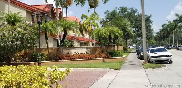 18356 NW 68th Ave J, Hialeah, FL 33015 (MLS #A10861645) :: Lucido Global