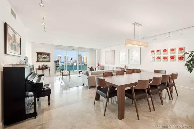 3201 NE 183rd St #1901, Aventura, FL 33160 (MLS #A10861776) :: Carole Smith Real Estate Team
