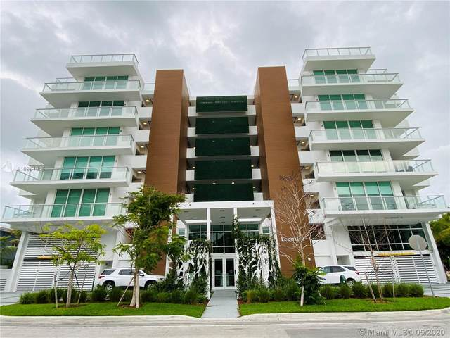 1150 102ND STREET #601, Bay Harbor Islands, FL 33154 (MLS #A10861945) :: Lucido Global