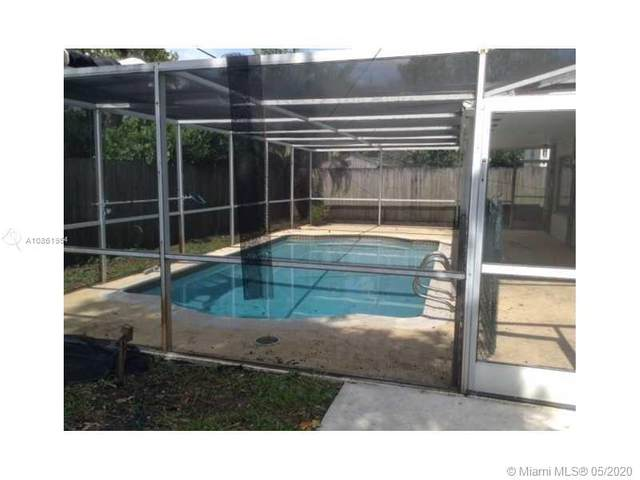 6844 SW 11th St, Pembroke Pines, FL 33023 (MLS #A10861954) :: ONE   Sotheby's International Realty