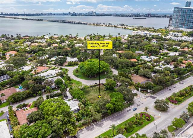 4550 Bay Point Rd, Miami, FL 33137 (MLS #A10861979) :: The Riley Smith Group