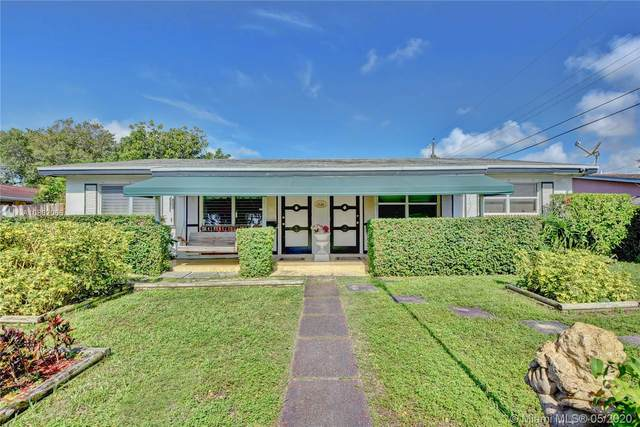 1120 N 59th Ave, Hollywood, FL 33021 (MLS #A10862066) :: The Paiz Group