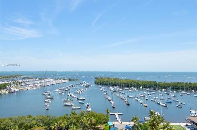 2951 S Bayshore Dr Ph-1, Miami, FL 33133 (MLS #A10862145) :: Castelli Real Estate Services