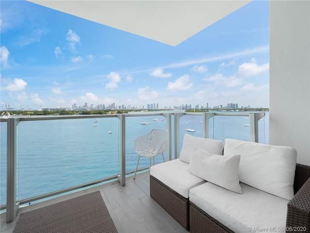 1100 West Ave #816, Miami Beach, FL 33139 (MLS #A10862153) :: Berkshire Hathaway HomeServices EWM Realty