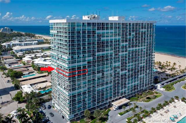 2100 S Ocean Ln #1202, Fort Lauderdale, FL 33316 (MLS #A10862162) :: Ray De Leon with One Sotheby's International Realty
