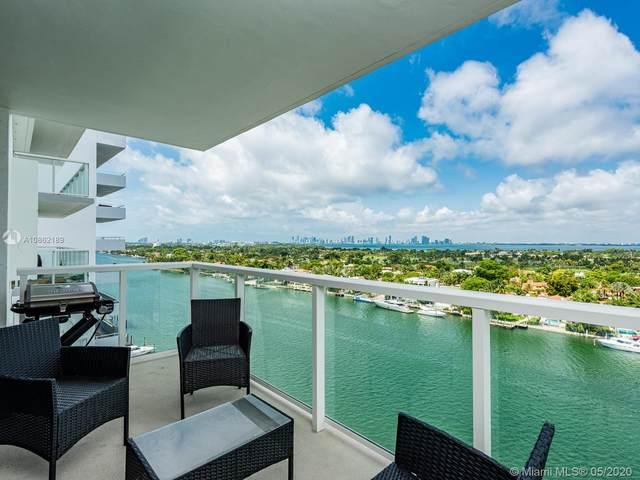 5750 Collins Ave 14C, Miami Beach, FL 33140 (MLS #A10862189) :: Lucido Global