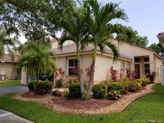 656 Sand Creek Cir, Weston, FL 33327 (MLS #A10862238) :: The Howland Group