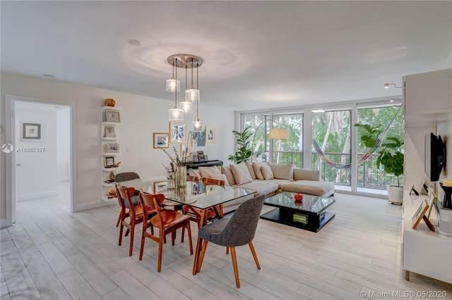 55 Ocean Lane Dr #2033, Key Biscayne, FL 33149 (MLS #A10862387) :: Carole Smith Real Estate Team