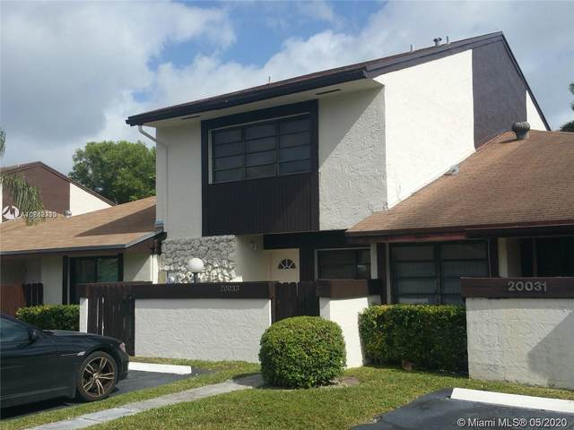 20033 NE 2nd Pl #20033, Miami, FL 33179 (MLS #A10862410) :: THE BANNON GROUP at RE/MAX CONSULTANTS REALTY I