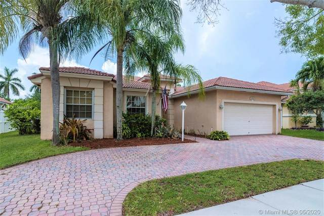 1272 NW 141st Ave, Pembroke Pines, FL 33028 (MLS #A10862484) :: Castelli Real Estate Services