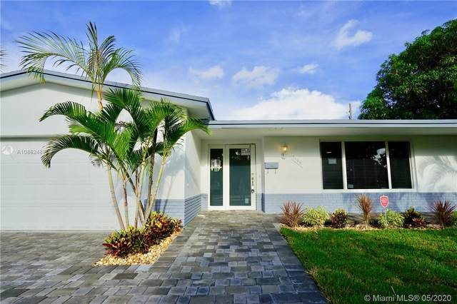 5100 NE 14th Ter, Fort Lauderdale, FL 33334 (MLS #A10862488) :: The Riley Smith Group