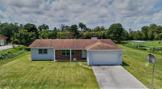 5111 SW 196th Lane, Southwest Ranches, FL 33332 (#A10862549) :: Real Estate Authority