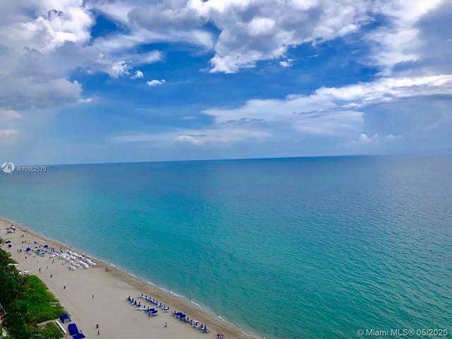 17121 Collins Ave #2107, Sunny Isles Beach, FL 33160 (MLS #A10862575) :: Jo-Ann Forster Team