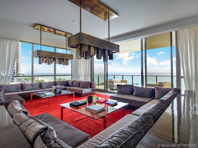 17749 Collins Ave #501, Sunny Isles Beach, FL 33160 (MLS #A10862599) :: Re/Max PowerPro Realty