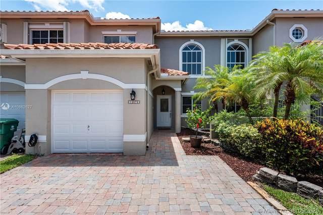 12878 SW 50th St #12878, Miramar, FL 33027 (MLS #A10862627) :: ONE Sotheby's International Realty