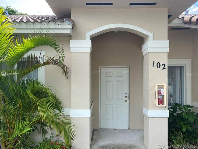 13272 Old Biscayne Dr #102, Homestead, FL 33033 (MLS #A10862712) :: THE BANNON GROUP at RE/MAX CONSULTANTS REALTY I