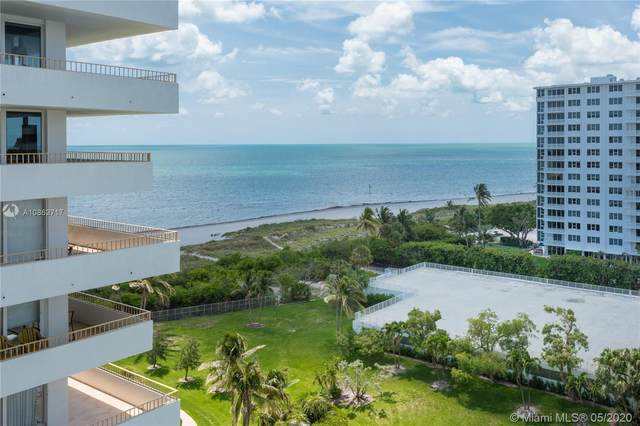 177 Ocean Lane Dr #1113, Key Biscayne, FL 33149 (MLS #A10862717) :: The Riley Smith Group