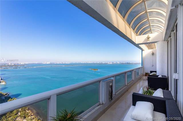 1717 N Bayshore Dr A-4236, Miami, FL 33132 (MLS #A10862777) :: The Jack Coden Group