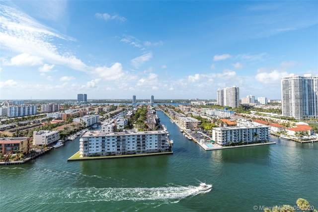 290 174th St #2003, Sunny Isles Beach, FL 33160 (MLS #A10862827) :: The Jack Coden Group