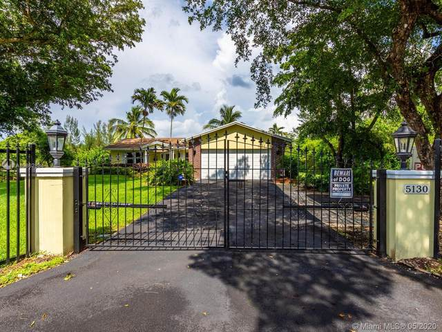 5130 SW 170th Ave, Southwest Ranches, FL 33331 (#A10862884) :: Real Estate Authority