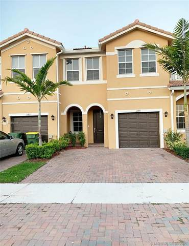 1393 SE 24th Ter #1393, Homestead, FL 33035 (MLS #A10862909) :: THE BANNON GROUP at RE/MAX CONSULTANTS REALTY I