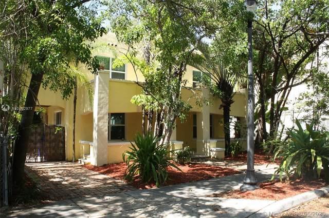 18 NE 42nd St, Miami, FL 33137 (MLS #A10862977) :: The Teri Arbogast Team at Keller Williams Partners SW