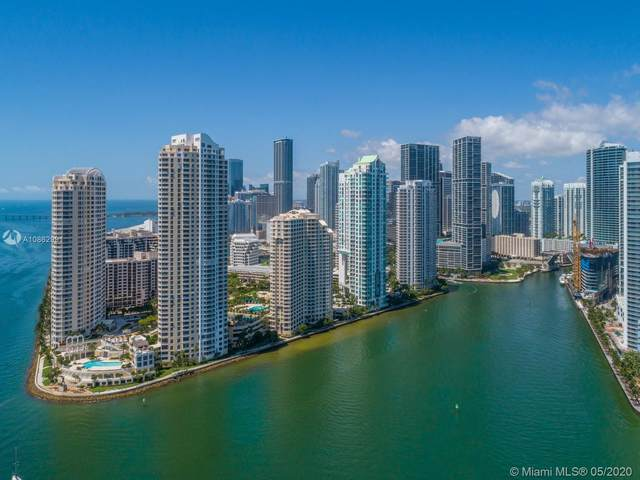 900 Brickell Key Blvd #2903, Miami, FL 33131 (MLS #A10862991) :: The Pearl Realty Group