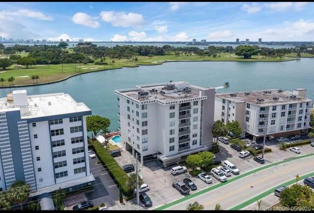 9250 W Bay Harbor Dr 5D, Bay Harbor Islands, FL 33154 (MLS #A10863122) :: RE/MAX