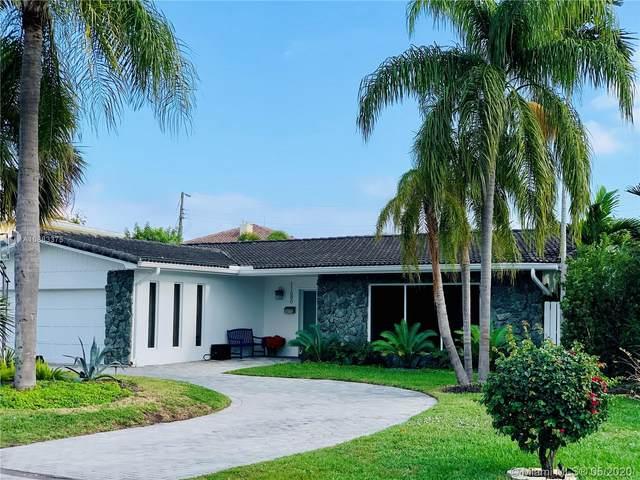 11680 NE 20th Dr, North Miami, FL 33181 (MLS #A10863375) :: Laurie Finkelstein Reader Team