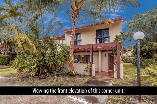 4928 Sheridan St -, Hollywood, FL 33021 (MLS #A10863379) :: Green Realty Properties